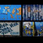 Sininen reklaami, valokuvakollaasi
