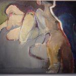 Miten mielelläni, akryyli/öljy,125x125,2012