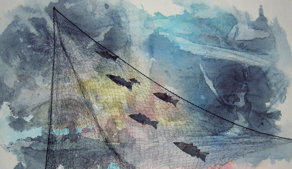 Verkko, 2009 sekatekniikka