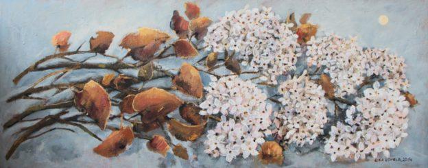 Hortensiat sininen