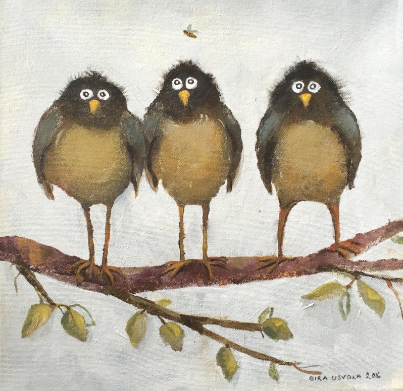 Linnunpojat