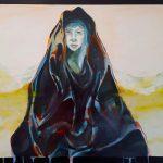 Äiti Luonto, Akvarelli ja akryyli