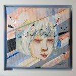 Blind Passion, Akvarelli ja akryyli