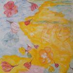 La Dolce Vita 2018 Akryyli 92 x 81 cm