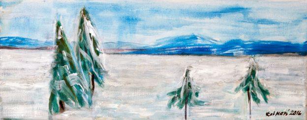 Teerikangas Katriina, Pitkä talvi